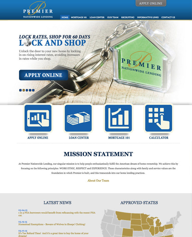 Premier Nationwide Lending
